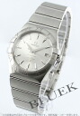 Omega Constellation coaxial chronometer silver mens 123.10.35.20.02.001