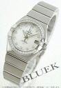 OMEGA Constellation Co-Axial Chronometer 123.15.27.20.55.001