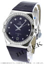 Omega Omega Constellation polished women's 123.18.35.60.60.001 watch clock