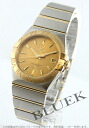 Omega Constellation YG Combi gold mens 123.20.35.60.08.001