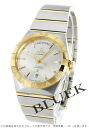 Omega OMEGA constellation brushed diamond mens 123.25.38.22.02.002