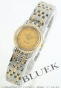 Omega devil prestige YG combination diamond gold Lady's mini 413.25.22.60.08.001