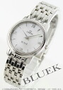 Omega devil prestige white shell Lady's 424.10.27.60.05.001