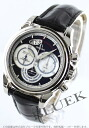 Omega-Devil co-axial Chronoscope Palladium black & white shell men's 4630.53.31