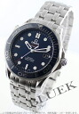 Omega Seamaster 300 m プロダイバーズ co-axial chronometer blue mens large 212.30.41.20.03.001