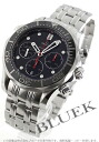 Omega Seamaster 300 m プロダイバーズ co-axial chronograph black mens 212.30.44.50.01.001