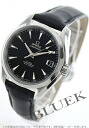 Omega Seamaster Aqua Terra co-axial chronometer leather black mens 231.13.39.21.01.001