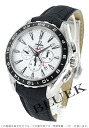 Omega Cima star aqua terra 150m waterproofing コーアクシャル GMT leather black / white men 231.13.44.52.04.001