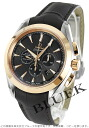Omega OMEGA Seamaster Aqua Terra Wilsdorf alligator leather mens 231.23.44.50.06.001