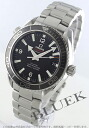 Rakuten Japan sale ★ Omega Seamaster Planet Ocean co-axial chronometer 600 m waterproof black mens 232.30.42.21.01.001