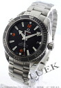 Rakuten Japan sale ★ Omega Seamaster Planet Ocean co-axial chronometer 600 m waterproof black mens 232.30.42.21.01.003