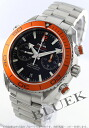 Omega Seamaster Planet Ocean Chrono coaxial 600 m waterproof black mens 232.30.46.51.01.002