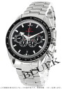 Omega speed master Olympics thymeless collection chronometer D date black men 321.30.44.52.01.001