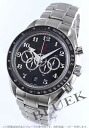 Omega Speedmaster Olympic collection co-axial chronometer black mens 321.30.44.52.01.002