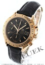 Year-end and New Year SALE ★ omega speed master date chronometer RG pure gold leather black men 323.53.40.40.01.001