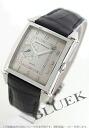1945 ジラールペルゴヴィンテージ Automatix lacing braid second leather black / silver men 25835-11-111-BA6A