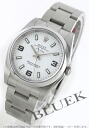 Rolex Air King Ref.114200 white Arabian men