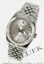 Rolex Datejust Ref.116200 5-silver men's breath