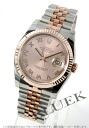 Rakuten Japan sale ★ Rolex Ref.116231 Datejust PG Combi 5-bless pink Roman men's
