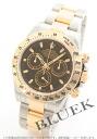 Rakuten Japan sale ★ Rolex Ref.116523 Cosmograph Daytona YG Combi black mens