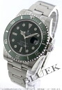 Rolex Ref.116610 Submariner date Green mens