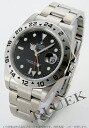 Rolex Ref.16570 Explorer II black men