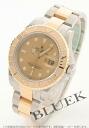 Rolex Ref.16623 yacht master YG combination gold men