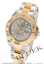Rolex Ref.16623 yacht master YG combination gray men