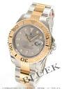 Rolex Ref.16623 yacht master YG combination gray men
