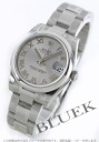 Rolex date just Ref.178240 gray long novel Boys