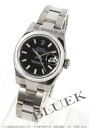 Rolex Ref.179160 date just black Lady's