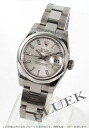 Ref.179160 Rolex Datejust silver ladies