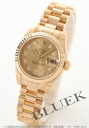 Datejust YG pure gold and diamond index gold ladies Rolex Ref.179178G
