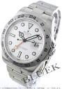 Rolex Ref.216570 Explorer II GMT white men