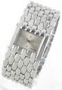 Chaumet Cassius XL diamond index silver ladies 099400-032