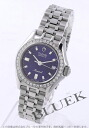 15810 チュードルモナーク diamond bezel blue Lady's
