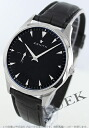 Zenith elite ultra-thin small second alligator leather black mens 03.2010.681/21.C493