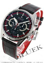 Xmas sale ★ Zenith L primero 36000VpH automatic chronograph alligator leather black men 03.2043.400/25.C703