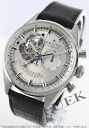 Zenith L primero Kurono master automatic leather dark brown / silver men 03.2080.4021/01.C494