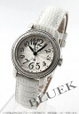 Zenith Kurono master baby star elite diamond bezel leather white / silver Lady's 16.1220.67/31.C664