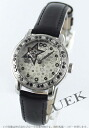 Zenith baby star open sky diamond leather Black / Silver ladies 16.1221.68/01.C626