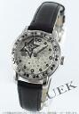 Zenith baby star open sky diamond leather Black / Silver ladies 16.1221.68/01.C626