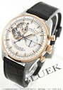 Xmas sale ★ Zenith L primero Kurono master opening chronograph leather dark brown /PG silver men 51.2080.4021/01.C494