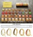 """Imano L mail order Immanoel (Imano L) Swarovski crystal """"LOVE Bracelet"""""""