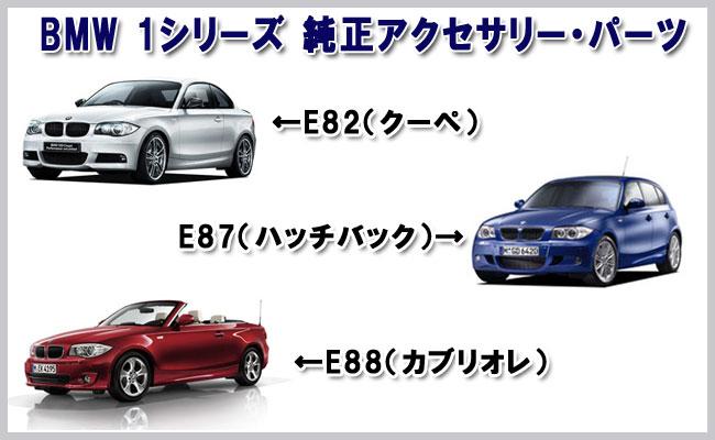 BMW E82/E87/E88