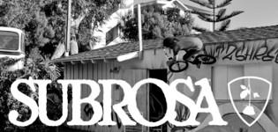 SUBROSAサブローザ完成車BMX