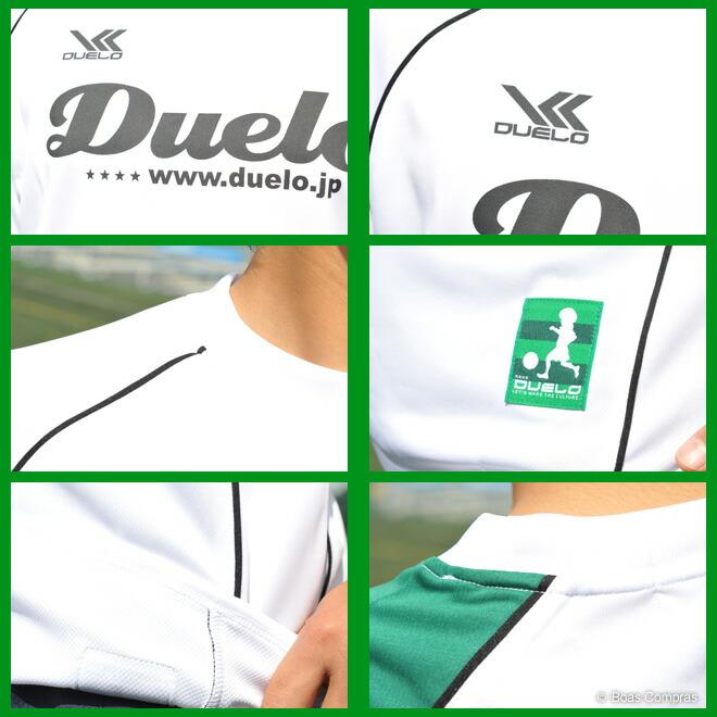 デュエロ/duelo フットサル ウェア 定番プラクティスシャツ