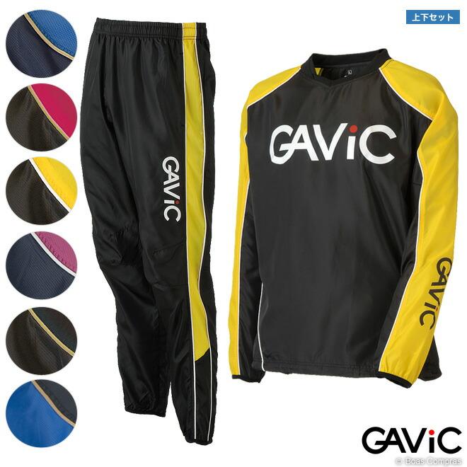 ガビック/gavic フットサル ウェア ピステトップ上下セット