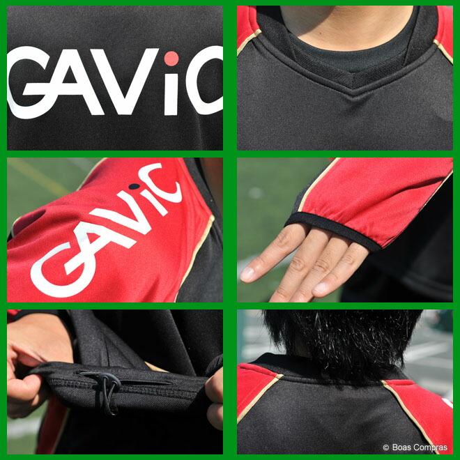 ガビック/gavic フットサル ウェア ウォーミングトップ