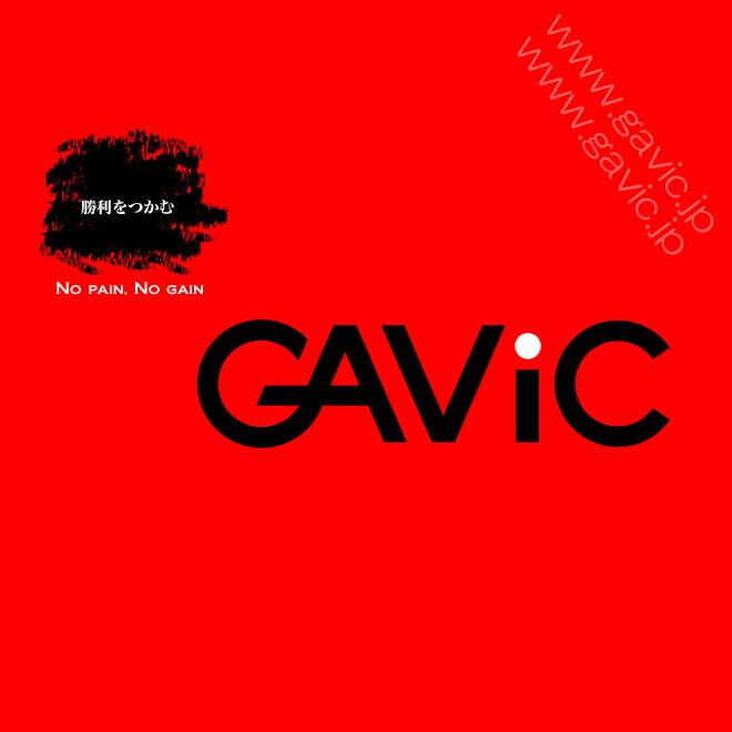 ガビック/gavic フットサル ウェア ジュニアウォーミングハーフ上下セット